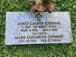 James Calder Cushnie