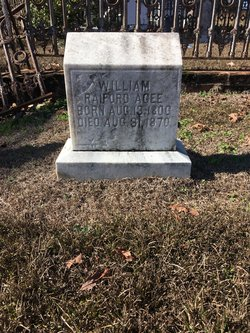 William Raiford Agee