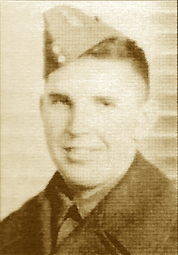 L-Cpl Clarence Francis Bangle