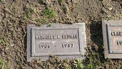 Margaret Lillian <I>MacQuarrie</I> Redman