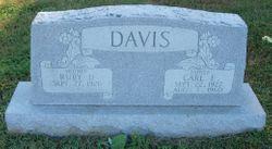 Ruby Dean <I>Bowen</I> Davis