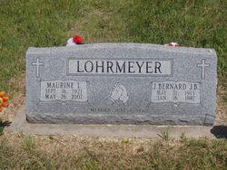 """John Bernard """"Barney"""" Lohrmeyer"""