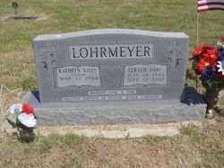 "Gerald ""Jerry"" Lohrmeyer"