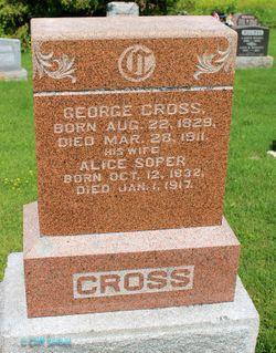 Alice <I>Soper</I> Cross