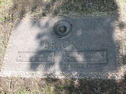 """Hiram Allan """"Allie"""" Brick"""