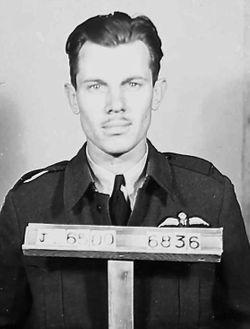 Flying Officer (Pilot) Ross William Clarke