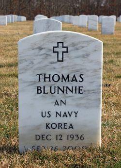 Thomas Blunnie