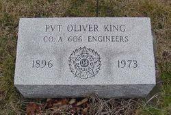 Oliver King
