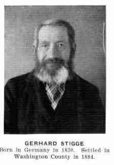 Johann Gerhard Stigge
