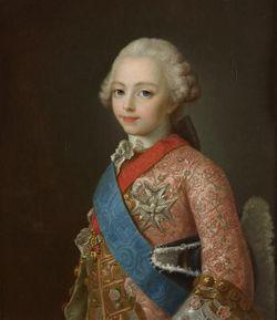 Louis Joseph Xavier de France