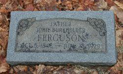 John Burkholder Ferguson