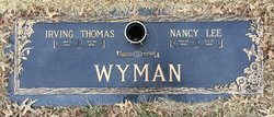 "Irving Thomas ""Tom"" Wyman"