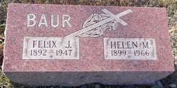 Dr Felix Joseph Baur