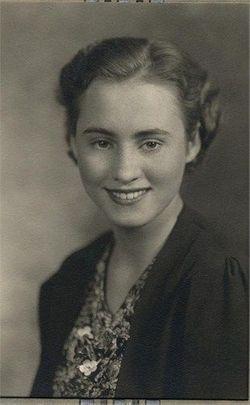 Blanche Maxine <I>Tolstead</I> Thompson