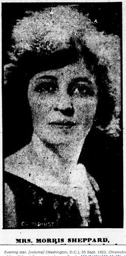 Lucille <I>Sanderson</I> Connally