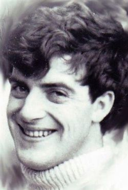 Gunner Ian James Scott