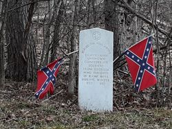 Blue Sulphur Springs Confederate