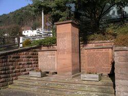 Friedhof Wernersberg
