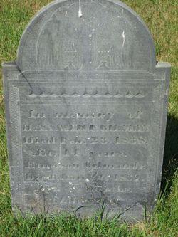 Hannah F. Gilman