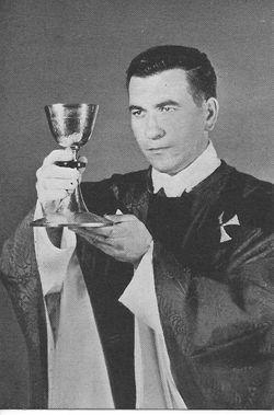 Rev Fr Patrick James Cahalan