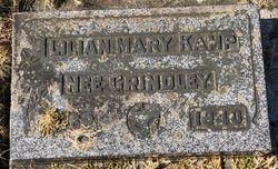 Lilian Mary <I>Grindley</I> Kamp