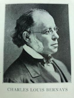 """Charles Louis """"Karl Ludwig"""" Bernays"""