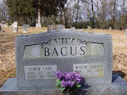 Elmer Carl Bacus