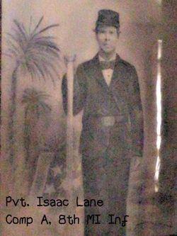 Isaac Lane