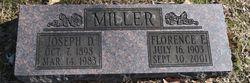 Florence E. <I>Johannes</I> Miller