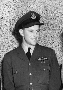 Flight Lieutenant Harry Woodward Donkersley
