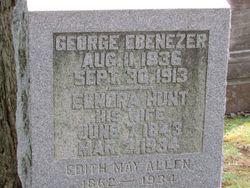 George Ebenezer Allen