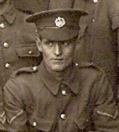 Second Lieutenant Frank Arthur Jenns