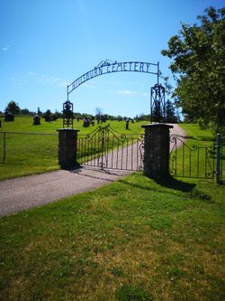 Hillsburn Cemetery