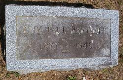 Guy Paul Bartlett