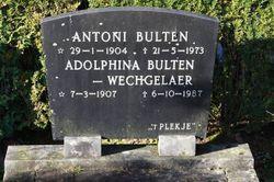 Adolphina <I>Wechgelaer</I> Bulten