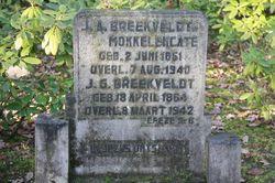 Johannes Gerhardus Breekveldt