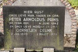 Gerritjen <I>Deunk</I> Prins