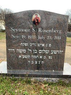 """Seymour S. """"Sy"""" Rosenberg"""