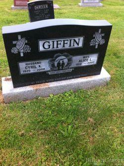 Cyril Kenneth Giffin