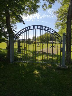 Litchfield and Delaps Cove Cemetery