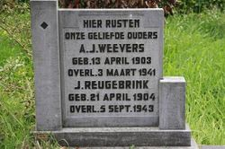 Arent Jan Weevers