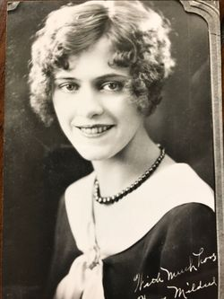Mildred Dorothy <I>Blomberg</I> Alsip