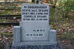 Cornelis Spaans