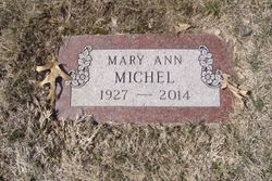 Mary Ann Michel