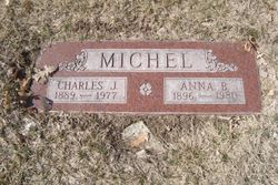 Anna <I>Baer</I> Michel