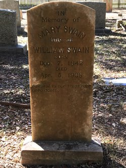 Mary C <I>Price</I> Swain