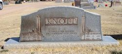 "Nancy Adelia ""Nannie"" <I>Morgan</I> Knott"