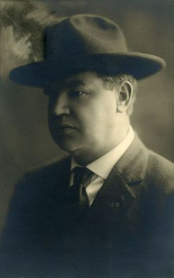 "William ""Big Bill"" Haywood"