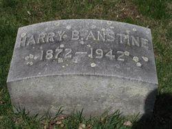 Harry Bentz Anstine