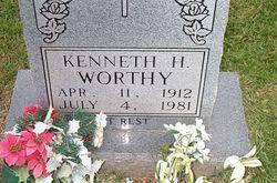 Kenneth H. Worthy